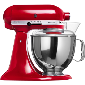 ROBOT DA CUCINA-IMPASTATRICE KITCHENAID MADE USA Image